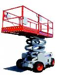 Where to rent SCISSOR LIFT, 6826 ROUGH TERRAIN in Vancouver / Surrey BC