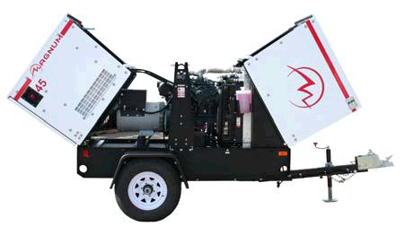 Where to find GENERATOR, DIESEL 55 KVA in Vancouver / Surrey