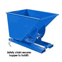 Where to find DUMPING HOPPER, 1 CU YD STEEL BIN in Vancouver / Surrey