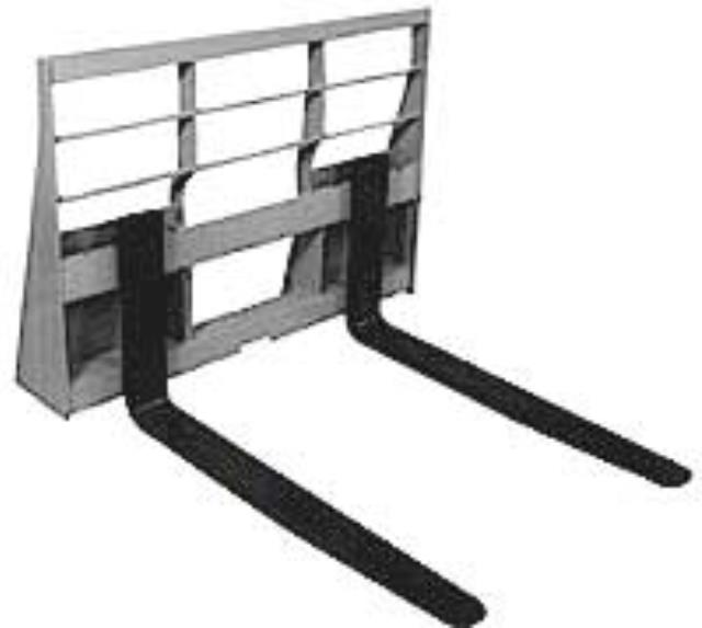 Where to find FORKS, SKID STEER H.D. 5000 LBS in Vancouver / Surrey