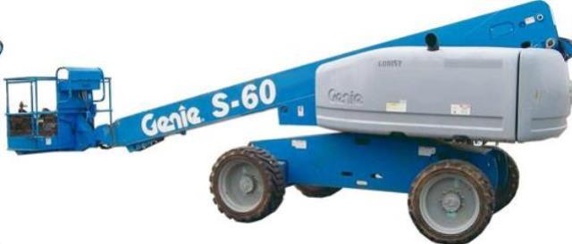 Where to find BOOM LIFT S60 STICK 4X4 in Vancouver / Surrey