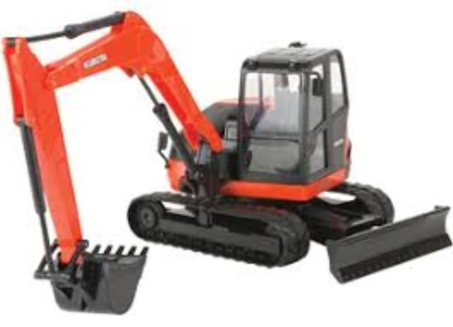 Where to find EXCAVATOR,  8 TON  18,000 LB in Vancouver / Surrey