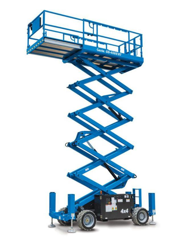 Where to find SCISSOR LIFT, 32  X 68  R T - OUTRIGGERS in Vancouver / Surrey