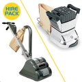 Rental store for SANDER, DRUM   EDGER KIT in Vancouver / Surrey BC
