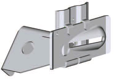 Where to find WALER BRACKET, SINGLE in Vancouver / Surrey