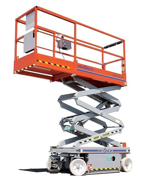 Where to find SCISSOR LIFT, 19  X 32 in Vancouver / Surrey