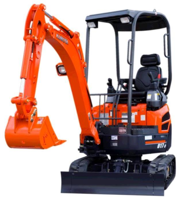 Where to find EXCAVATOR, MINI  1.5 TON  3500LBS in Vancouver / Surrey