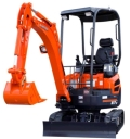 Rental store for EXCAVATOR, MINI  1.5T  3500LBS in Vancouver / Surrey BC