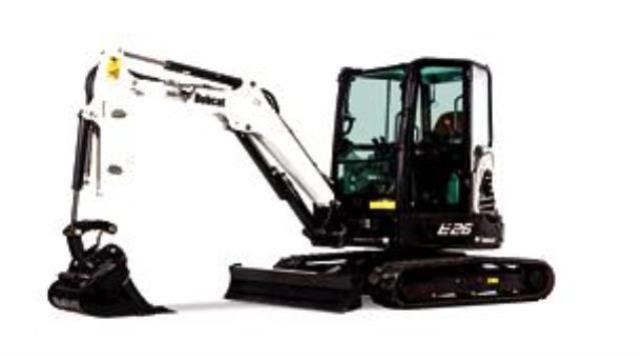 Where to find EXCAVATOR, MINI  3 TON  6000LBS in Vancouver / Surrey