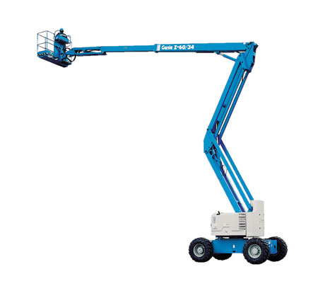 Where to find BOOM LIFT Z60 4X4 in Vancouver / Surrey