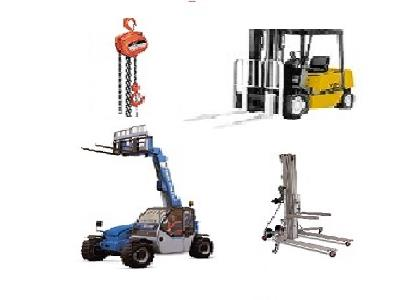 Rent Material Handling Equipment in Vancouver BC / Surrey