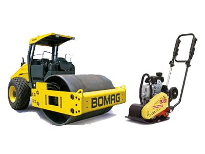 Rent Compaction Equipment in Vancouver BC / Surrey